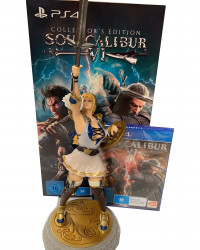 Soul Calibur VI Collectors Edition (PS4)