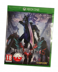 Devil May Cry 5 (XBOX ONE) PO POLSKU