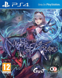 Nights of Azure (PS4)