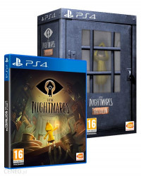 Little Nightmares - Six Edition (PS4) PO POLSKU