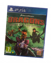 Dragons Dawn of New (PS4)