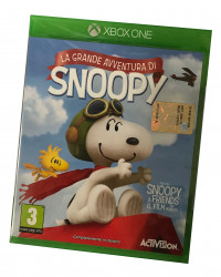 Snoopys Grand Adventure (XBOX ONE)