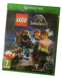 Lego Jurassic World (XBOX ONE) PO POLSKU