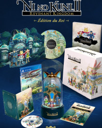 Ni No Kuni II Kings Edition (PS4)