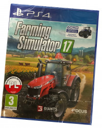 Farming Simulator 17 (PS4) PO POLSKU