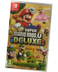 New Super Mario Bros U Deluxe (SWITCH)