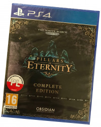 Pillars of Eternity: Complete Edition (PS4) PL