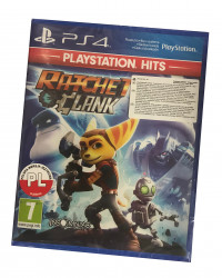 Ratchet & Clank (PS4) PO POLSKU