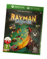 Rayman Legends (XBOX ONE/X360) PO POLSKU