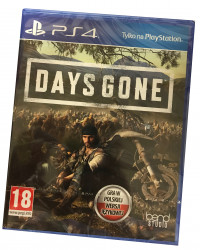 Days Gone (PS4) PO POLSKU