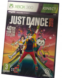 Just Dance 2018 (X360) KINECT