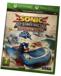 Sonic & Sega All-Stars Racing Transformed (X360)