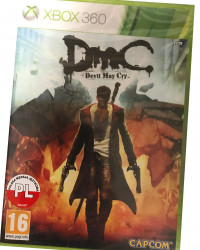 DMC Devil May Cry (X360) PO POLSKU