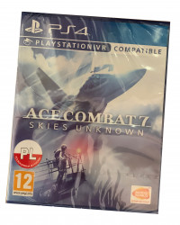 Ace Combat 7: Skies Unknow (PS4) PO POLSKU