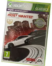 Need for Speed Most Wanted (X360) ANG