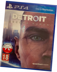 Detroit Become Human (PS4) PO POLSKU