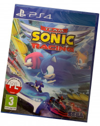 Team Sonic Racing (PS4) PO POLSKU
