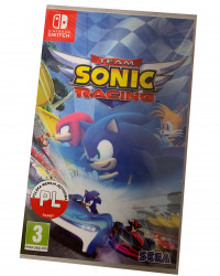 Team Sonic Racing (SWITCH) PO POLSKU