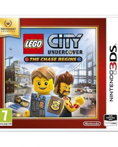 Lego City Undercover The Chase Begins Select3ds