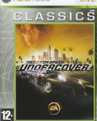 Need for Speed Undercover (X360) ANG