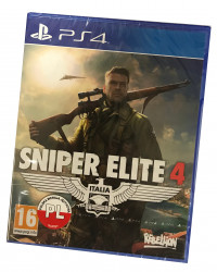 Sniper Elite 4 (PS4) PO POLSKU