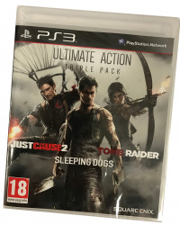 Ultimate Action Triple Pack (PS3) 3 GRY