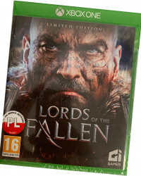 Lords of the Fallen (XBOX ONE) PO POLSKU