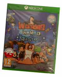 Worms WMD All Stars (XBOX ONE) PO POLSKU