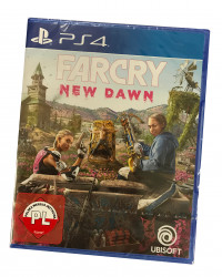 Far Cry: New Dawn (PS4) PO POLSKU