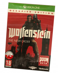 Wolfenstein The New Order Occupied Edition (XBOX ONE) PO POLSKU