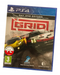 Grid (PS4) PO POLSKU