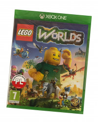 LEGO Worlds (XBOX ONE) PO POLSKU