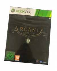 Arcania Gothic 4 Collectors Edition (X360) PO ANGIELSKU
