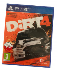Dirt 4 (PS4) PO POLSKU