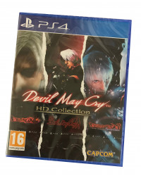 Devil May Cry HD Collection (PS4)