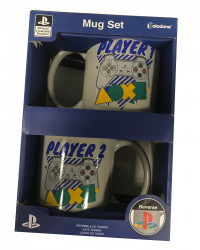 Kubki PLAYSTATION - Player One & Player Two