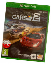 Project CARS 2 (XBOX ONE) PO POLSKU