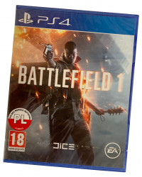 Battlefield 1 (PS4) PO POLSKU
