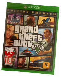 GRAND THEFT AUTO V Premium Edition (X1) PO POLSKU