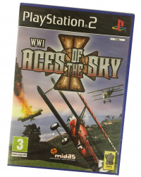 WWI Aces of the Sky (PS2)