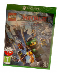 Lego Ninjago Movie (XBOX ONE) PO POLSKU