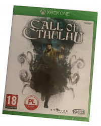 Call of Cthulhu (XBOX ONE) PO POLSKU