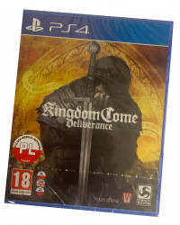 Kingdom Come: Deliverance (PS4) PO POLSKU