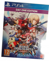 Blazblue Cross Tag Battle 2 Special Edition (PS4)