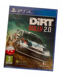 Dirt Rally 2.0 (PS4) PO POLSKU