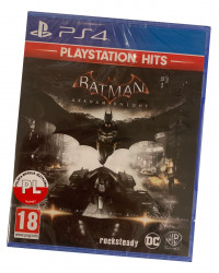 Batman Arkham Knight (PS4) PO POLSKU