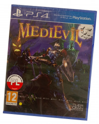 MediEvil (PS4) PO POLSKU