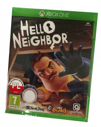 Hello Neighbor (XBOX ONE) PO POLSKU