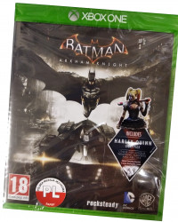 Batman Arkham Knight (XBOX ONE) PO POLSKU