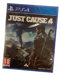 Just Cause 4 (PS4) PO ANGIELSKU